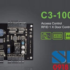Bộ trung tâm kiểm soát ra vào Zkteco C3-100